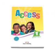 Access 1 Teacher's Book - Manualul profesorului pentru cursul de engleza clasa a V-a