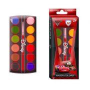 Acuarele 12 culori Cars CAR00105