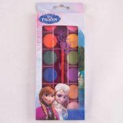 Acuarele 12 culori Frozen FRZ00105