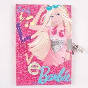 Agenda cu lacat Barbie BRB3645