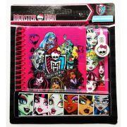 Agenda cu pix Monster High MOH3642
