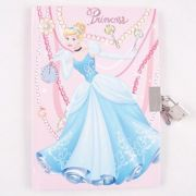 Agenda cu lacat Princess PRI3645