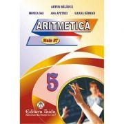 Auxiliar de Aritmetica - clasa a V-a - Ana Apetrii, Artur Balauca, Ileana Carmen Damean, Monica Sas