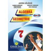 Algebra si Geometrie clasa a VII-a - Artur Balauca, Gabriel Marsanu, Ioan Ciobanasu, Mariana Ciobanasu