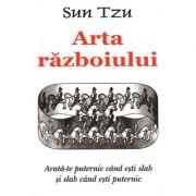 Arta razboiului - Sun Tzu (Traducere de Raluca Parvu)