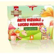 Arte vizuale si lucru manual - CLASA PREGATITOARE (Marilena Bisog)
