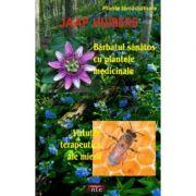 Barbatul sanatos cu plantele medicinale. Virtutile terapeutice ale mierii - Jaap Huibers