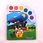 Mickey - Caiet cu acuarele (31001)