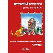 Matematica distractiva pentru clasele VII-VIII, Concursul International de Matematica Cangurul (1991-2012)