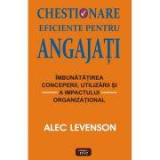 Chestionare eficiente pentru angajati - Alec Levenson