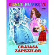 Craiasa zapezilor - Cinci povesti (Vsevolov Cernei)