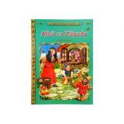 Alba ca zapada, carte ilustrata pentru copii - Colectia Comorile Lumii. (Fratii Grimm)
