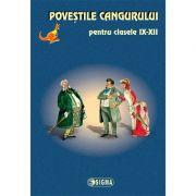 Povestile Cangurului pentru clasele IX-XII ( Editiile 2010-2011 )