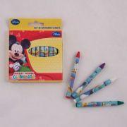 Set 12 creioane cerate Micky MKY01039
