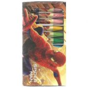 Set 12 creioane cerate Spider SPD01039