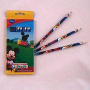 Set 12 creioane colorate Mickey MKY00106