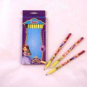 Set 12 creioane colorate Sofia SOF00106