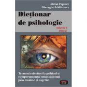 Dictionar de psihologie vol. 1 - Stefan Popescu