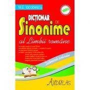 Dictionar de sinonime al limbii romane - Mihai Iacobescu
