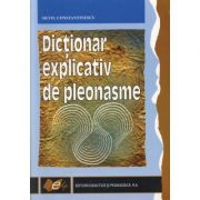 Dictionar explicativ de pleonasme - Silviu Constantinescu