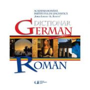 Dictionar German - Roman (Academia Romana)