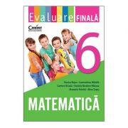 Evaluare finala - Matematica clasa a VI-a (Viorica Bujor)