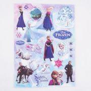 Abtibilduri 3D Frozen FRZ4673