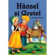 Hansel si Gretel. Pachet carti de colorat set 30 (Pentru gradinite)