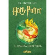Harry Potter si camera secretelor. Volumul II (J. K. Rowling)