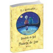 Hendrik de Mol și Planeta de Aur - K. J. Mecklenfeld