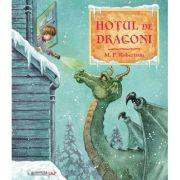 Hotul de dragoni - M. P. Robertson