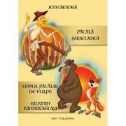 Ion Creanga, Pacala si Ursul pacalit de vulpe (Editie bilingva Romana-Turca)