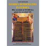 Istoria democratiei in Europa - Salvo Mastellone