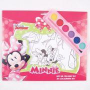 Minnie - Kit de colorat A4 (31002)