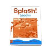 Splash - Activitybook. Caietul elevului pentru clasa a IV-a (Brian Abbs)