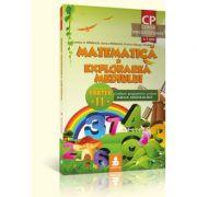 Matematica si explorarea mediului - clasa pregatitoare, semestrul II (Dumitru Paraiala)