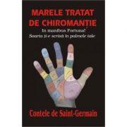 Marele tratat de chiromantie - Contele de Saint-Germain