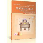 Matematica - Auxiliar clasa a IV-a (Teste de evaluare pentru continutul obligatoriu).