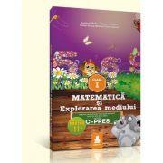 Matematica si explorarea mediului - auxiliar clasa I Sem. II (varianta A, C-PRES 2015) - Bogdan Paraiala