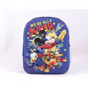 Ghiozdan 3D Mickey Mouse MKY12302