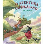 O aventura cu dragoni - M. P. Robertson