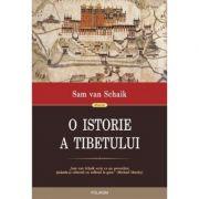 O istorie a Tibetului - Sam van Schaik