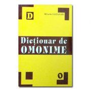 Dictionar de omonime (Mihaela Gaitanaru)