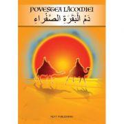 Povestea lacomiei (Carte bilingva Romana-Araba)