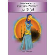 Povestea lui Qamaruzaman (Carte bilingva Romana-Araba)