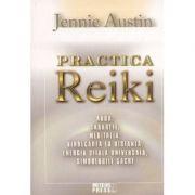 Practica Reiki - Jennie Austin