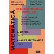 Probleme de matematica pentru liceu - Otarasanu Ion - Ed. Antet