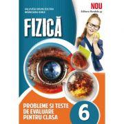 FIZICA - Probleme si teste de evaluare, clasa a VI - a (Faluvegi Ervin Zoltan)