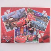 Puzzle 3 in 1 Cars CRS_XP04