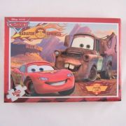 Puzzle 100 piese Cars CRS_XP01
